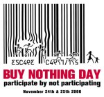 buy-nothing-day 2006