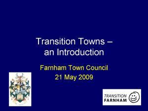 Farnham Town Council 5